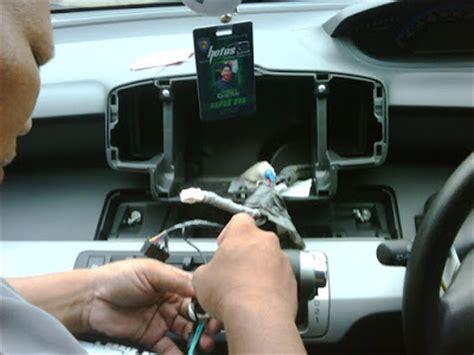 Headl Honda Freed rudy kho naga 76 autosport cara melepas unit audio