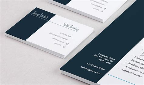 how to make business cards in indesign design your business card in indesign