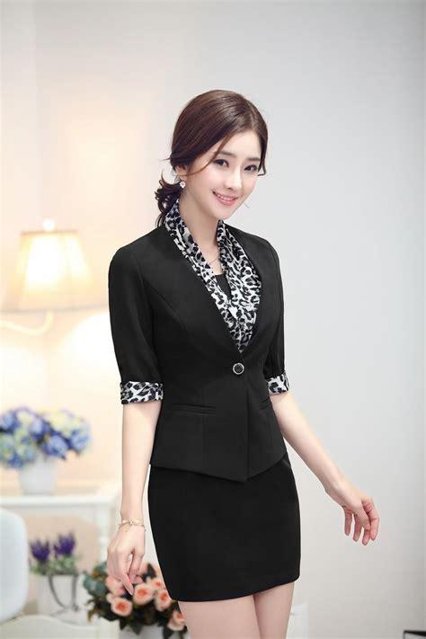 Baju Dinas Guru 9 model baju dinas guru wanita terbaru desain elegan trendy