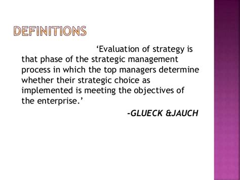 Strategic Management Notes For Mba 3rd Sem by Stratagic Evolution
