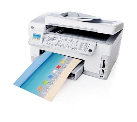 resetting hp c7280 printer hp c7280 all in one printer scanner copier fax with