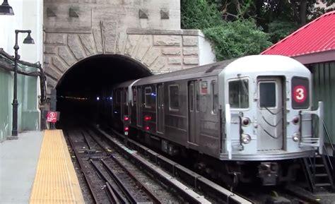 ᴴᴰ r62 3 via the 1 line at dyckman