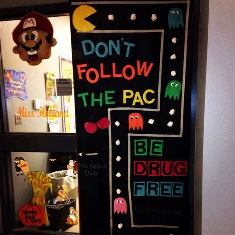 Free Ideas Door Decorating by Door Decoration Contest For Ribbon Week I M So Happy