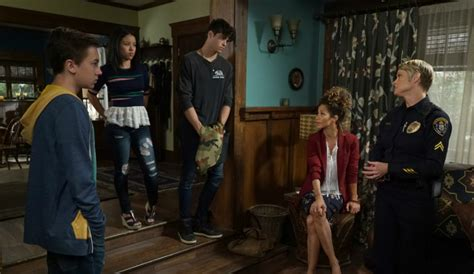 the fosters house the fosters review was the family safe in their own home