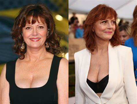 Susan Sarandon Hairstyles by Hairstyles For 50 To Feel Happy Youthful