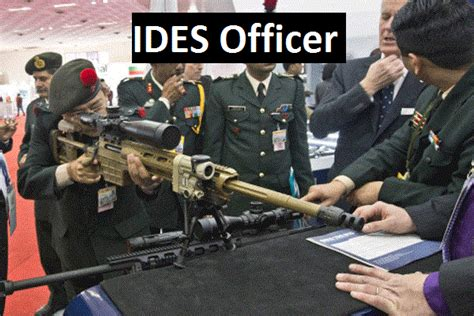 Ides Office by How To Become An Ides Officer Indian Defence Estate Service
