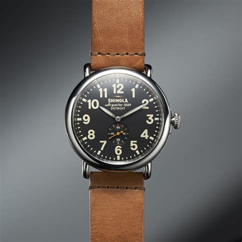 introducing american made watches from shinola