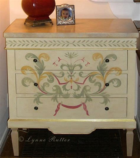 Vintage French Home Decor by Lynne Rutter Studio Finishes Painted Furniture