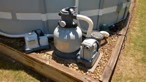 Salt Water Pool Pumps Setting Up Sand Filter Pump And Salt Water System