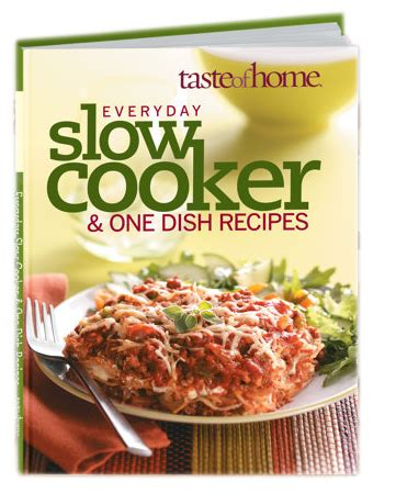 taste of home cookbooks on sale for 5