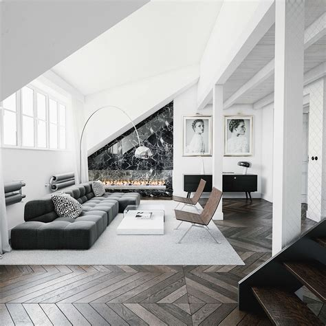 arredare zona living ispirazioni per arredare una zona living open space i