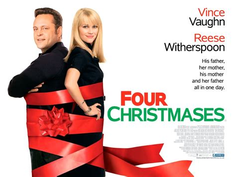 vince vaughn christmas movie four christmases 2 stars 171 richard crouse