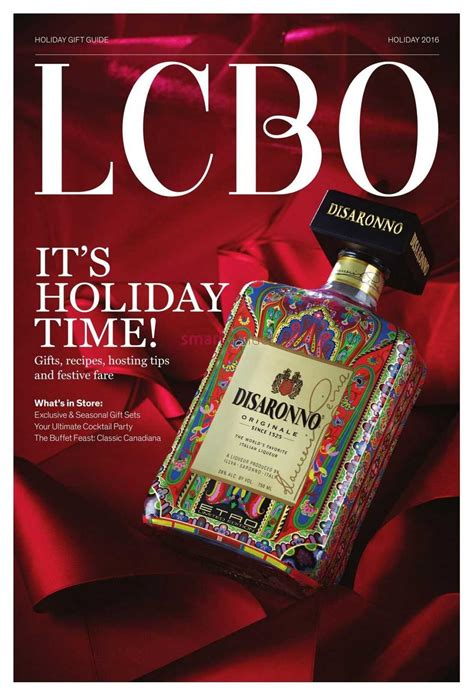 28 best lcbo christmas gifts lcbo holiday gift guide