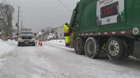 garbage collection kitchener ctv kitchener waste collection savings ctv kitchener news