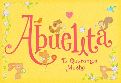 printable birthday cards spanish little animals spanish language mother s day card for