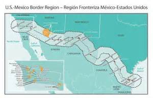 mapping the material surplus along the us mexico border