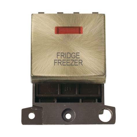 Freezer Modena Md 20a click minigrid md023abff 20a dp width fridge freezer