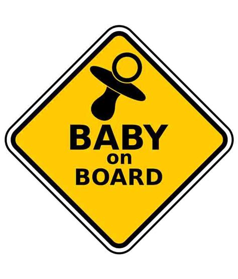 Sticker Mobil 018 Sticker On Board Sticker Baby On Board fantaboy baby on board safety car decal sticker buy