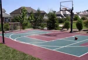 Basketball half court dimensions backyard galleryhip com