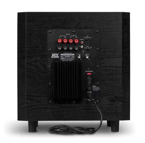 mtx home theater subwoofer kits lg lht home theater