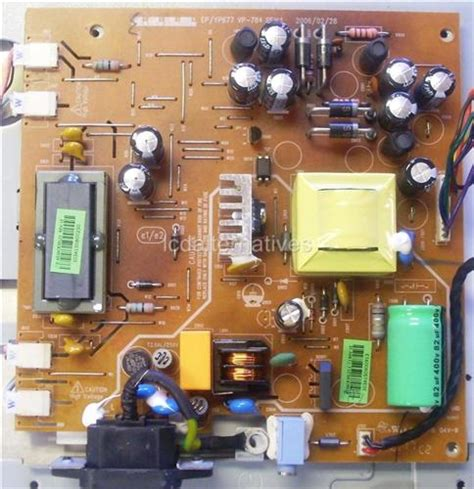 reconditioning aluminum electrolytic capacitors ctl 170lx lcd monitor repair kit capacitors only not entire board lcdalternatives