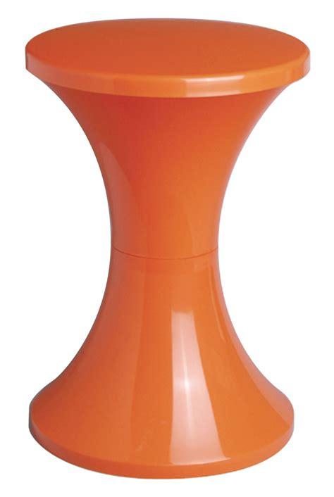 Tam Tam Stool by Tam Tam Pop Low Stool By Branex Design Orange Ebay