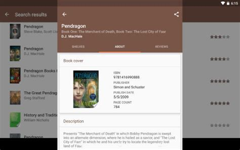 book layout android 4 android apps for managing your personal book library