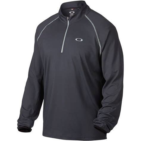 Sweater Oakley oakley golf mens theo 1 4 zip golf cover up sleeve pullover sweater ebay