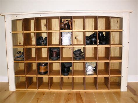 simple shoe rack guide that you can make yourself
