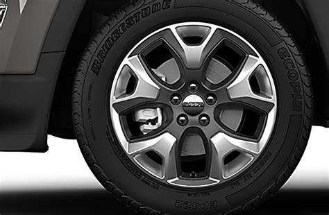 Jeep Compass 18 Inch Wheels Image Gallery 2017 Jeep Compass Overdrive