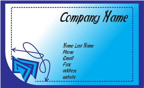 tutorial desain kartu nama corel draw x4 tutorial it gratis cara membuat kartu nama dengan