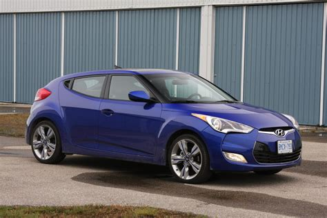 Toronto Star Auto by Second Hand Hyundai Veloster Stands Out With Styling