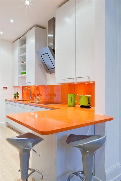 orange and white kitchen ideas 27 cheerful orange kitchen decor ideas digsdigs