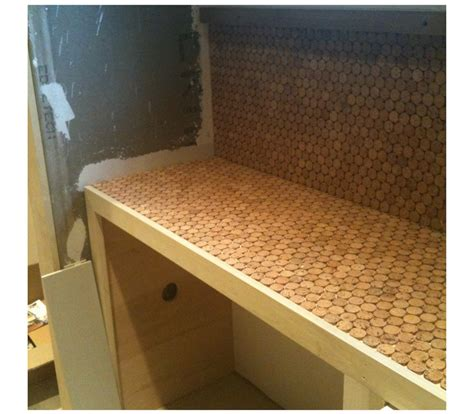 cork countertops cork countertop how to tutorials pinterest