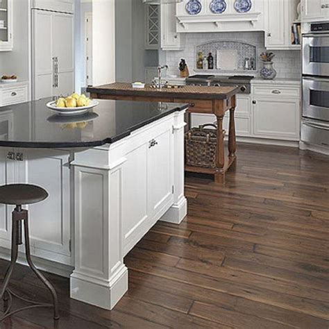 Kitchens With Wood Floors And Cabinets Kitchen Cabinet And Floor Combination For The Home Pinterest