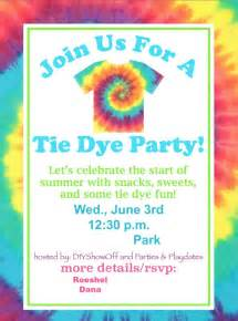 tie dye party fundiy show off diy decorating and home