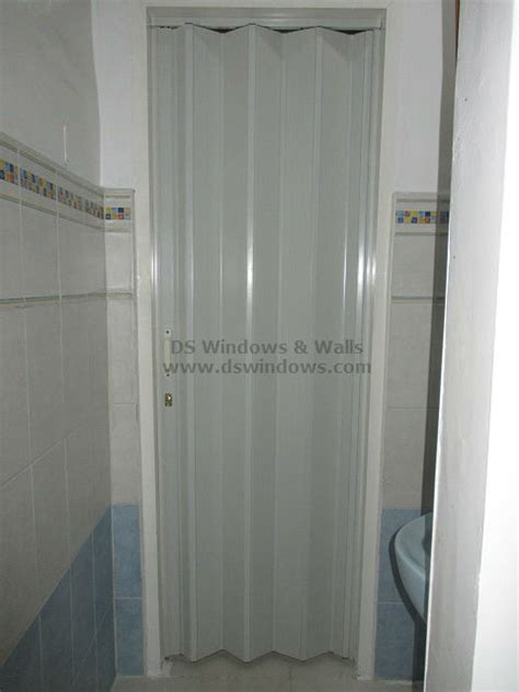 Accordion Bathroom Door by Pvc Accordion Door Window Blinds Philippines