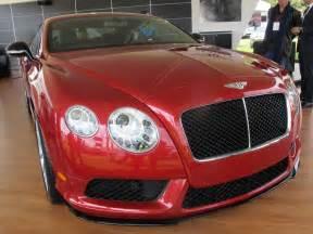 Bentley Mexico Bentley Continental Gt V8 S Llega A M 233 Xico Autocosmos