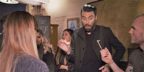 celebrity ghost hunt uk rylan clark neal s show haunted by ghosts what is going
