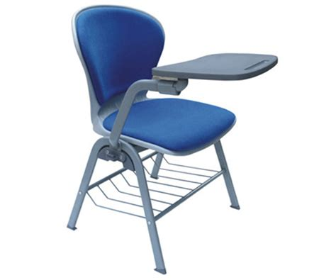 lightweight chair with folding tablet soft seat chair classroom student chair in