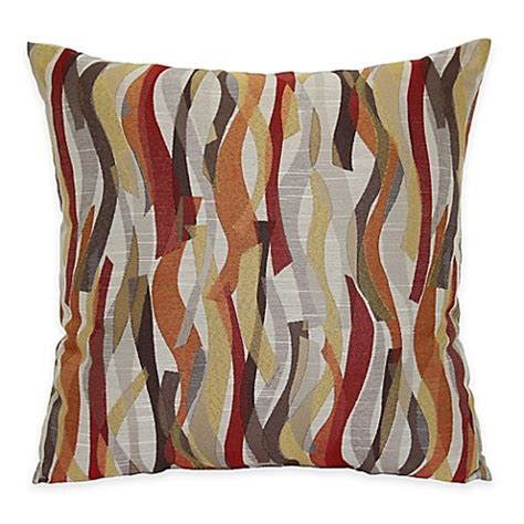 red throw pillows for bed ziggles square throw pillow in red bed bath beyond