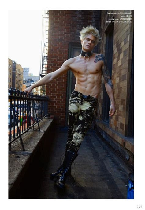 victor magazine jake filling  bell soto image amplified