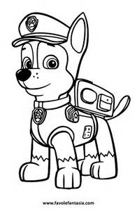 free coloring pages of pow patrol