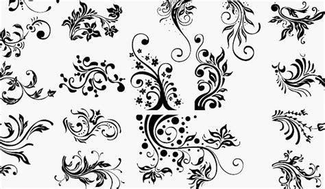 designing photoshop brushes 15 swirl rainbow brushes download for photoshop design
