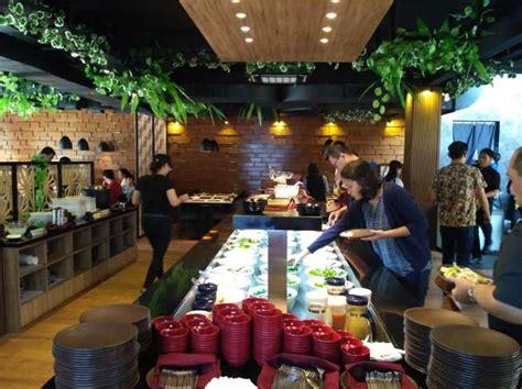 shabu hachi jakarta tempat makan    eat lezat