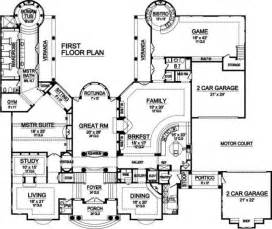 2 Story Villa Floor Plans by Villa Deste Best Selling Courtyard House Amp Home Plans