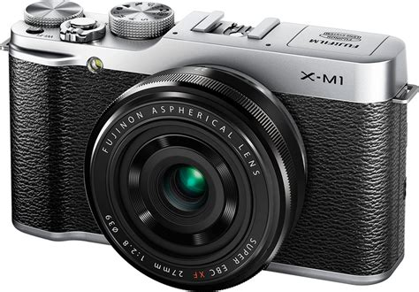 Harga Kamera Mirrorless Fujifilm by Fujifilm X M1 Review