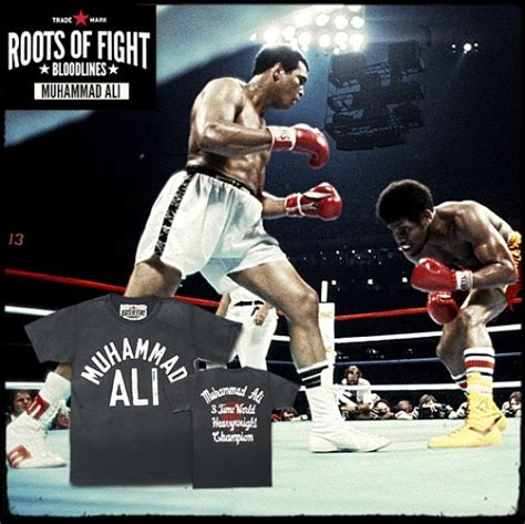 Muhammad Ali Back To His Roots by Roots Of Fight Muhammad Ali 3 Time Ch Sun Faded Shirt