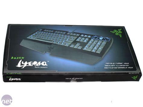 Keyboard Gaming Razer Lycosa razer lycosa gaming keyboard bit tech net
