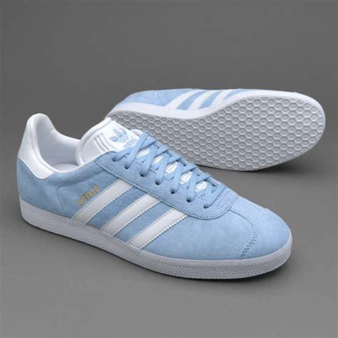 Sepatu Adidas Gazelle Og Sepatu Sneakers Adidas Originals Gazelle Clear Sky